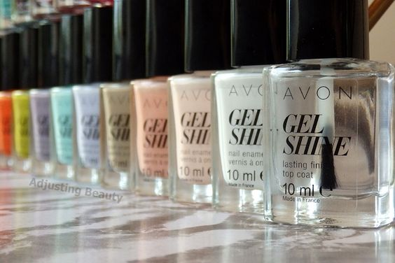 avon gel finish moroccan ladydee color collection
