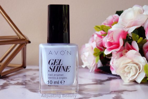decolore vernis avon gel finish moroccan ladydee