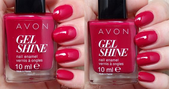 tres baie avon gel finish moroccan ladydee