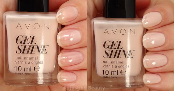 voile damour avon gel finish moroccan ladydee