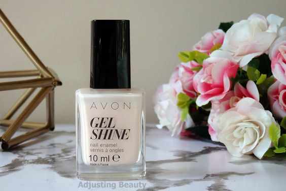 voile damour vernis avon gel finish moroccan ladydee